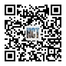 高清城市公众号 WeChat Official Account